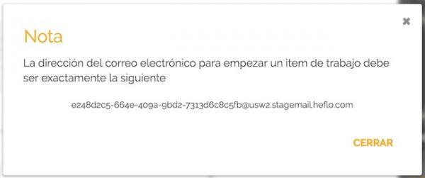 Buzon Correo Electronico