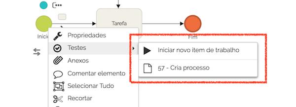 Como realizar testes de automatização de processos com o HEFLO - Recuperar testes